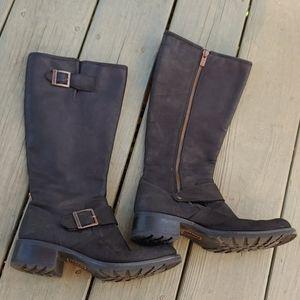 Timberland 70395 black boots size 7